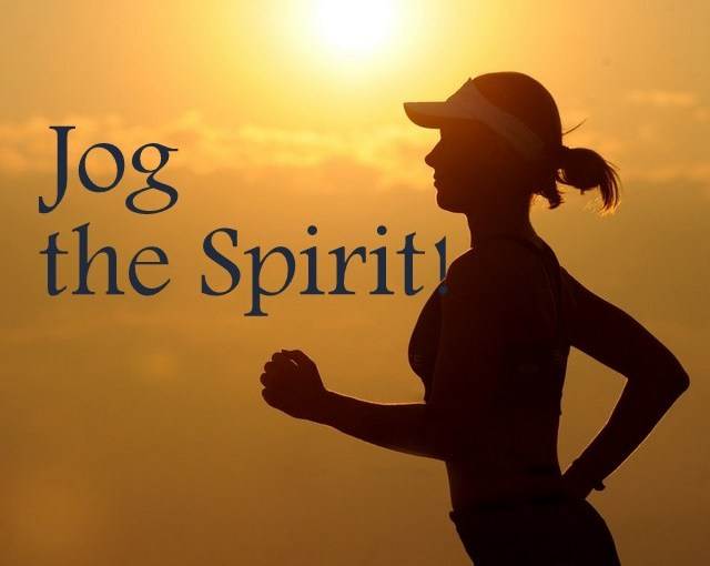 Jog the Spirit!